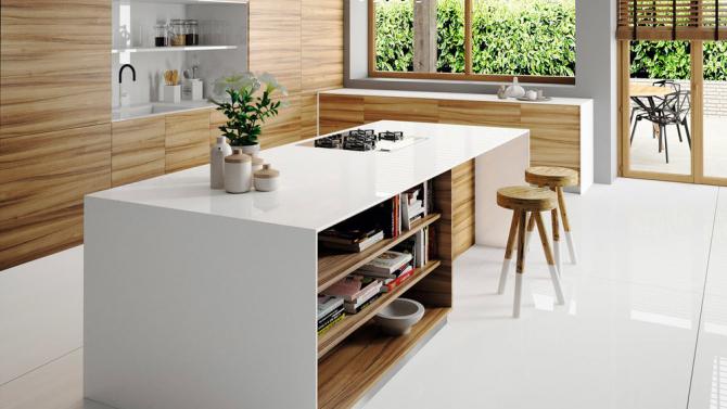 white-ceramic-kitchen-worktop